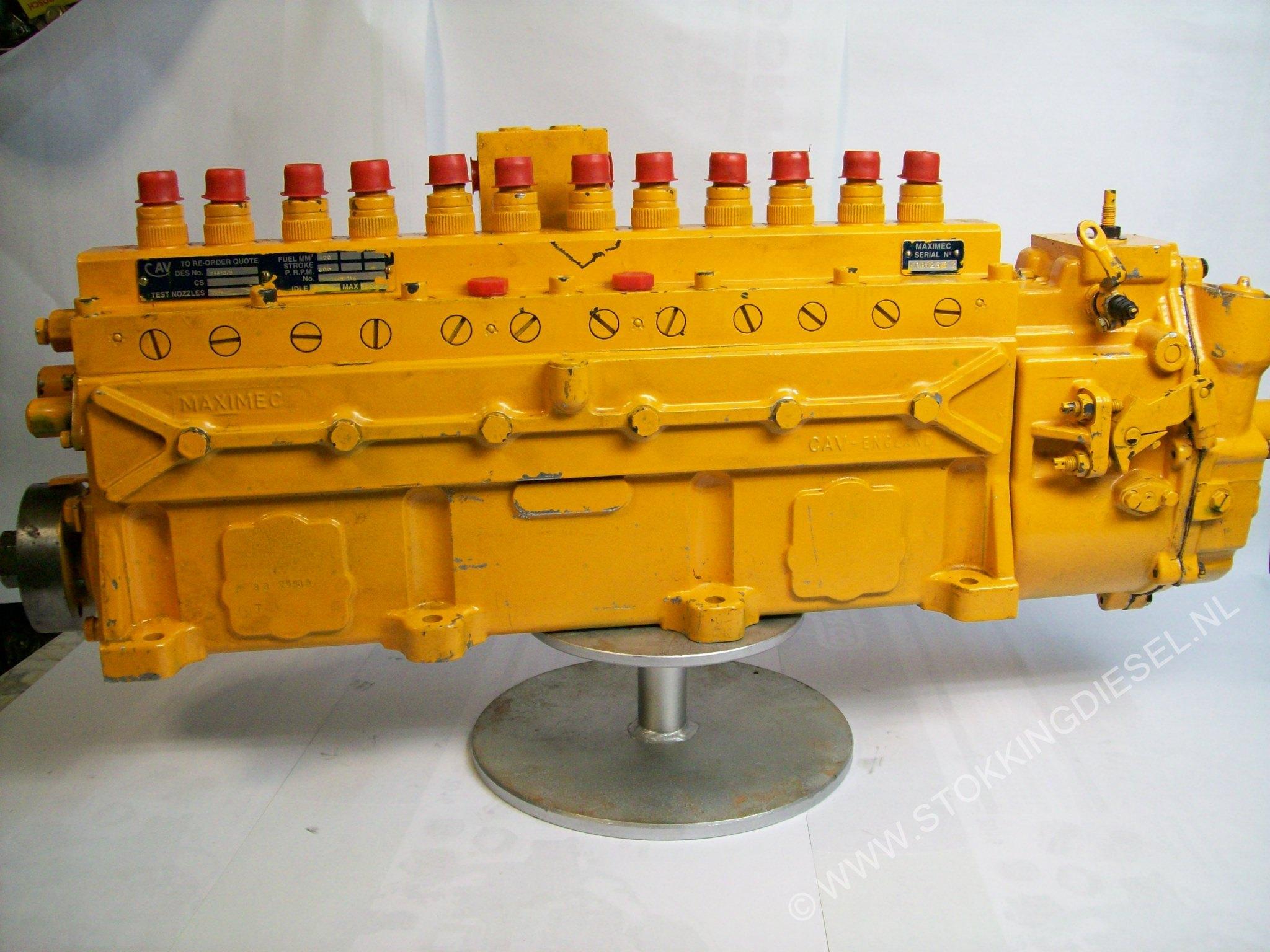 Rolls Royce P5610 2 Dieselservice Stokking Bv Gespecialiseerd In Fuel Pump Type Number Make