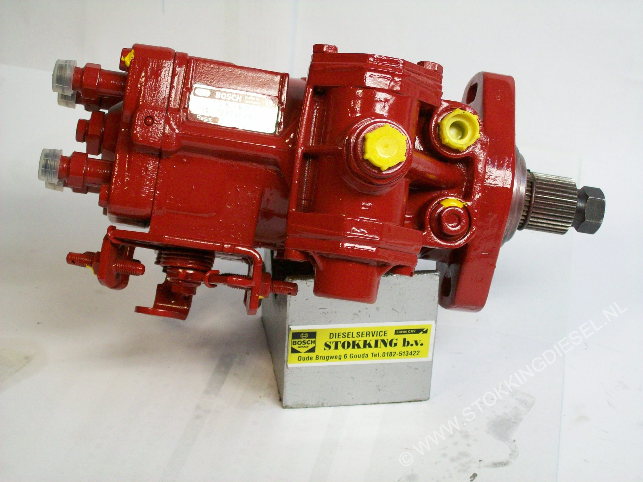 Fiat Tractor Parts Fuel Pump : Search results dieselservice stokking bv