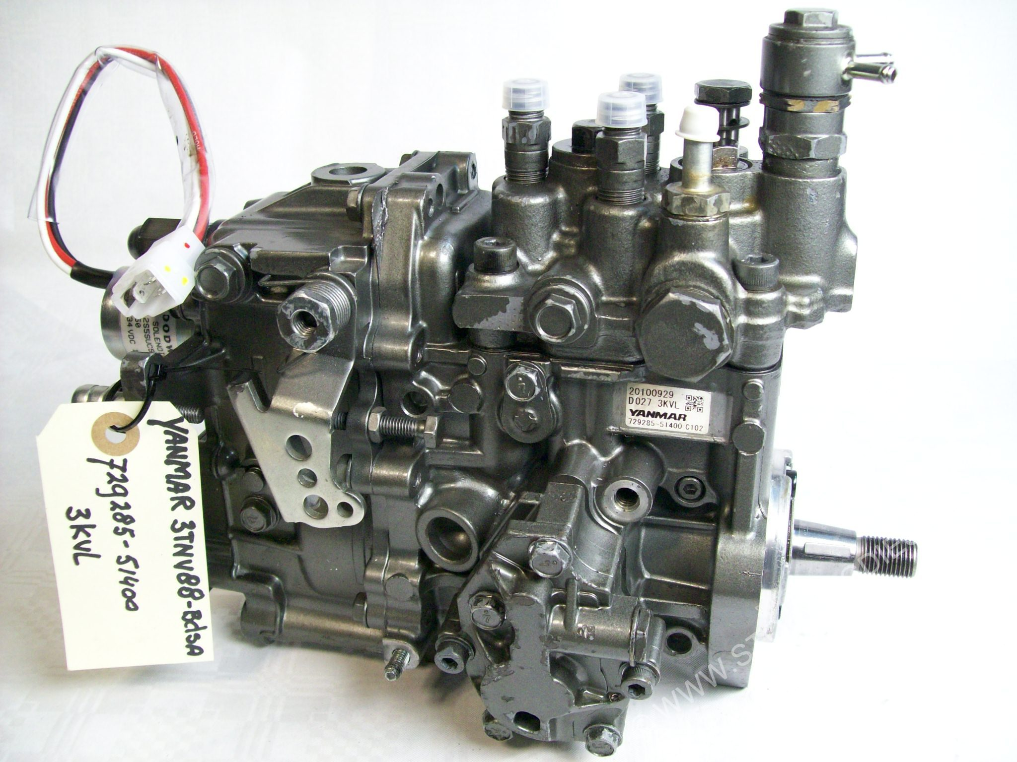 Search Results - yanmar - Dieselservice Stokking BV