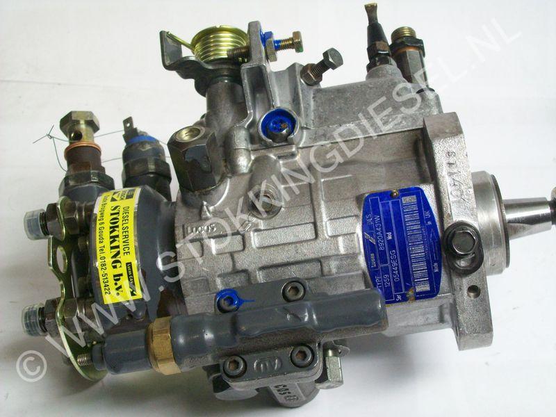 Original on Bosch Diesel Fuel Injection Pumps